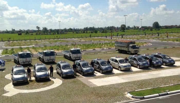 Khóa học lái xe ô tô tại quận 12 giá rẻ nhất