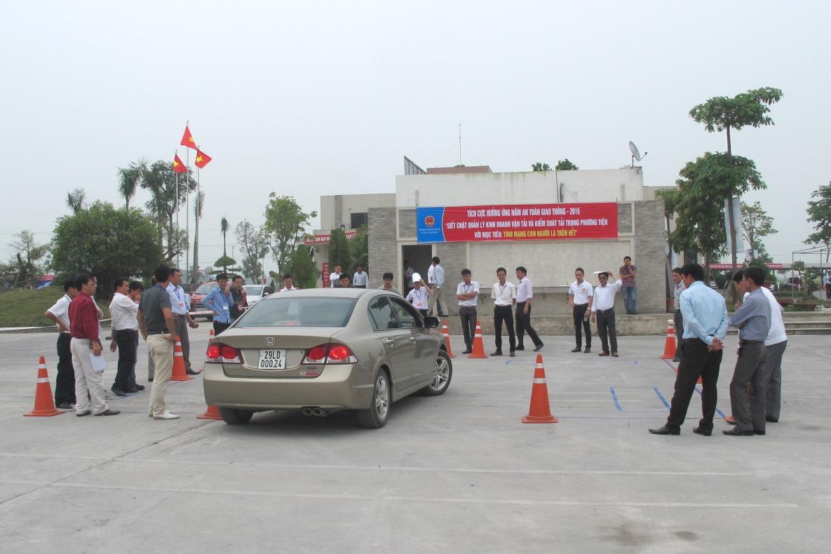 Học lái xe ô tô tại quận Gò Vấp chất lượng nhất