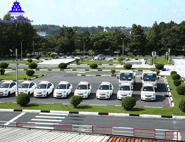 Học lái xe ô tô tại quận 2 tphcm