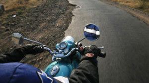 Kỹ năng lái xe máy an toàn