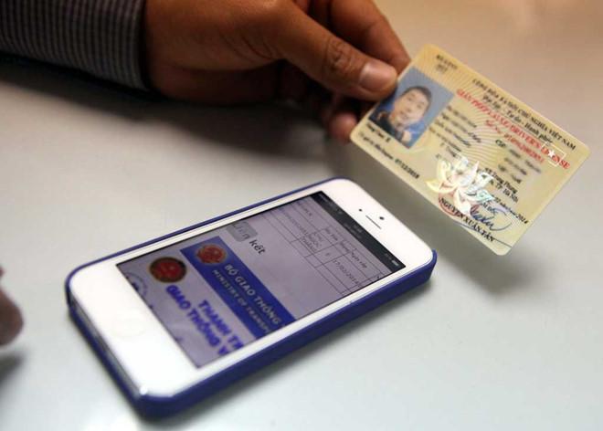 Đổi giấy phép lái xe Đài Loan sang Việt Nam qua mạng