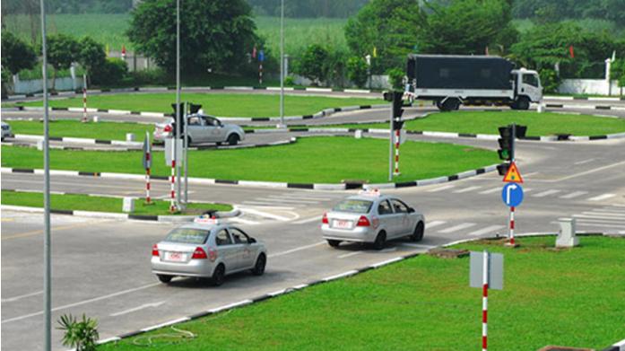 Khóa học lái xe ô tô tại quận 6