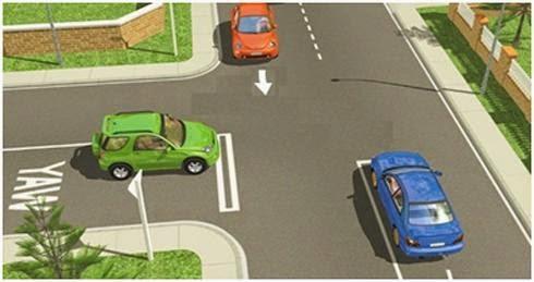 học lái xe ô tô 4 đến 9 chỗ