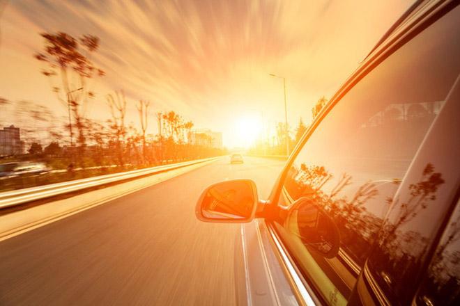 giảm nhiệt độ khoang lái