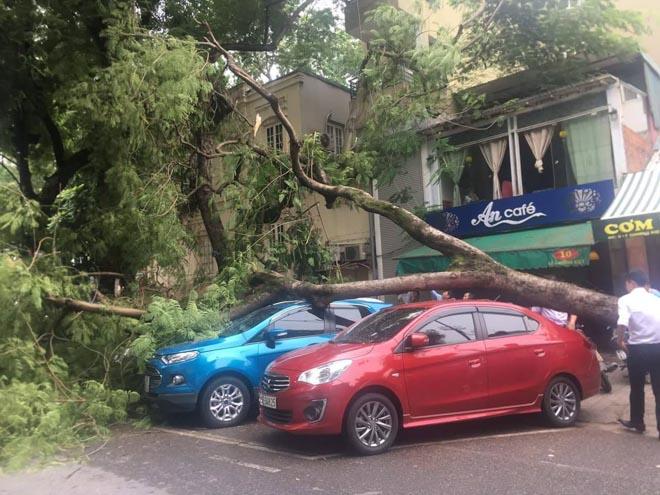lái xe mùa mưa bão