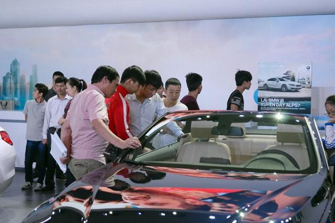 chọn mua xe ô tô